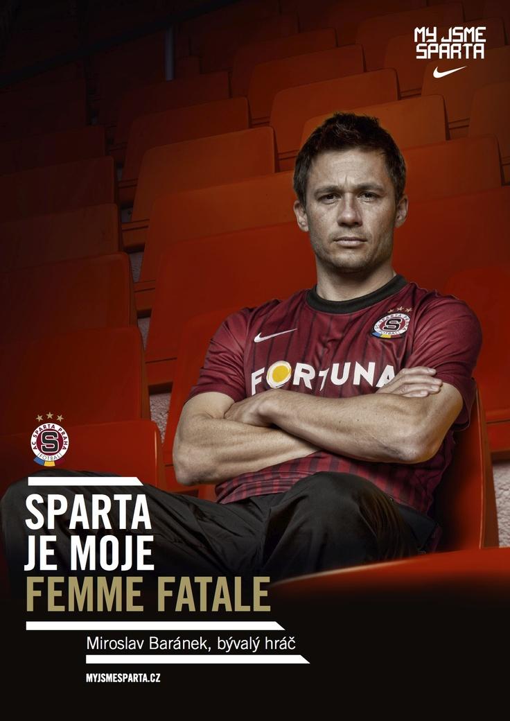 My jsme Sparta, Baránek, Sparta Praha #sparta #myjsmesparta #czech #football #revoltaprospartu