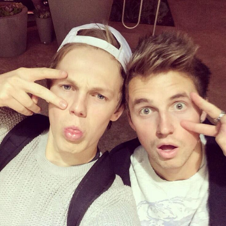 caspar and marcus are my favorite youtube friends okay