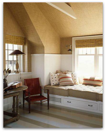 Steven R Gambrel - ditto worthy designer via Fieldstone Hill Design