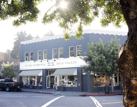 I love Tyler Florence. Mill Valley California is a must to visit.