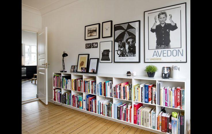 Stor bogsamling
