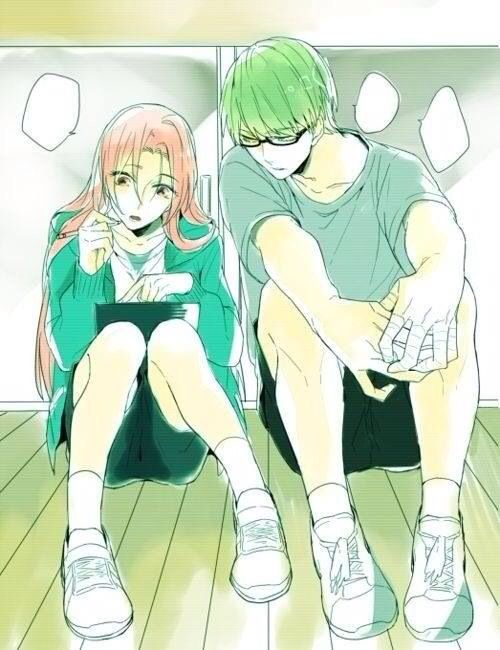 11 best knb couple images on pinterest kuroko no basket