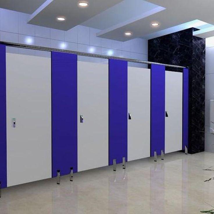 Jialifu hpl toilet partition supplier in Guangzhou fair 2015
