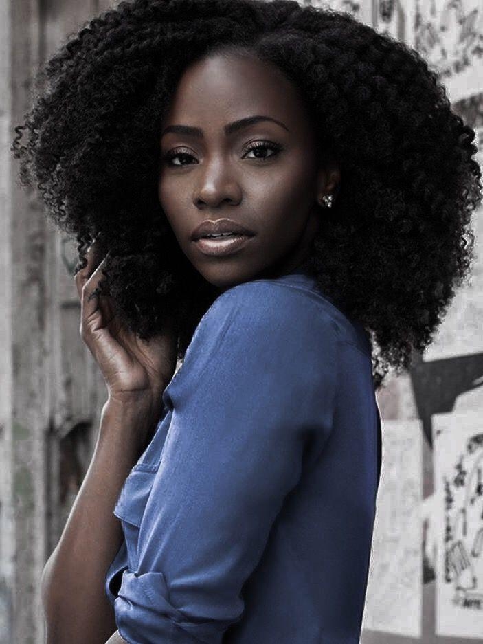 Beautiful Lady Beautiful Dark Skin Beautiful Dark