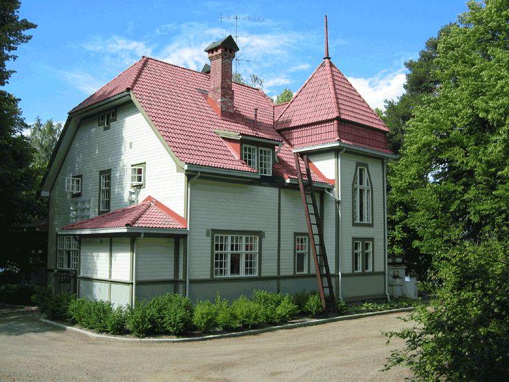 Vainoniemi Villa, Joensuu