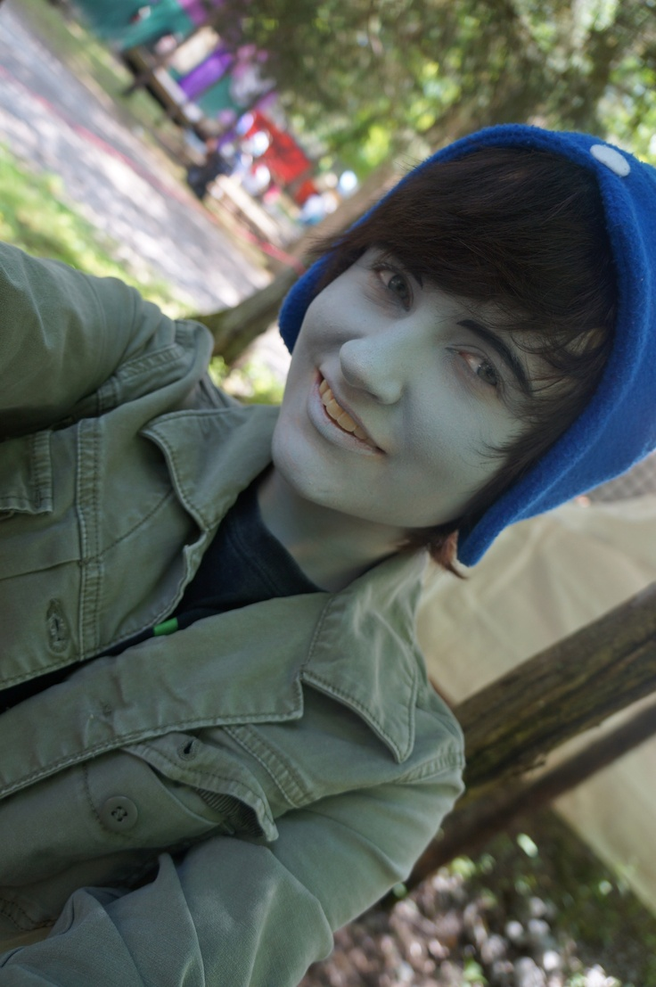 male Nepeta Leijon cosplay. Not only does it look awesome