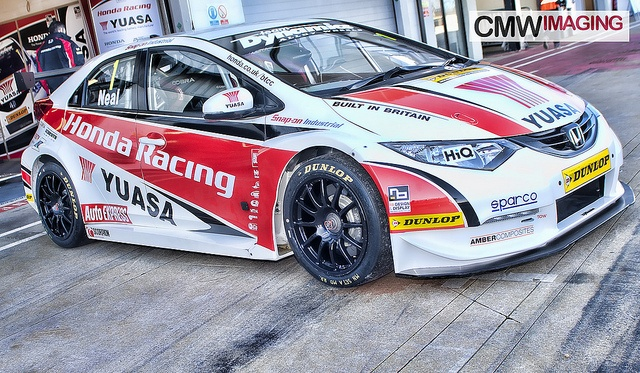 BTCC, Matt Neal, Honda Civic