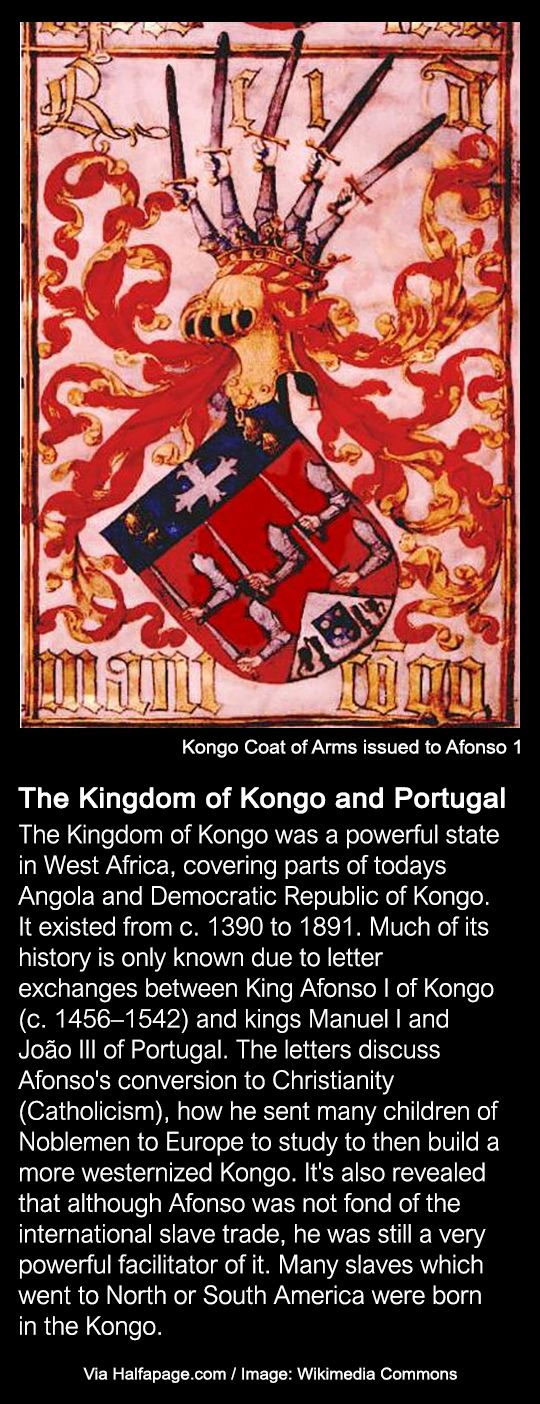The Kingdom of Kongo and Portugal