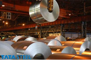Shares of Tata Steel are currently trading 4.38% lower at Rs. 333.20 on BSE despite the UK-based commodity trading firm Liberty House Group formally submitted the first bid for some of Tata Steel Ltd's UK assets.