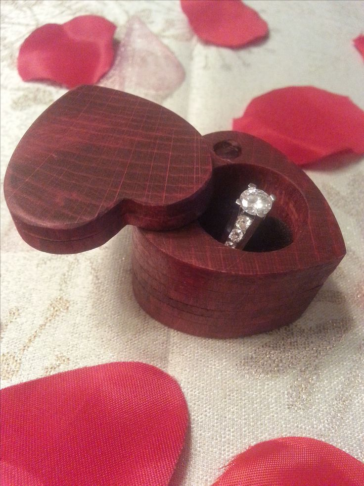 Proposal Ring Box Ideas Best Ideas About Wedding Ring Box On