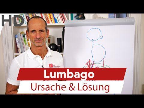Lumbago - Ursache und Lösung eines Hexenschuss LNB Schmerztherapie