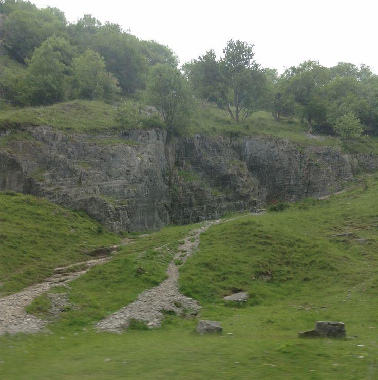 The gorge #cheddar gorge