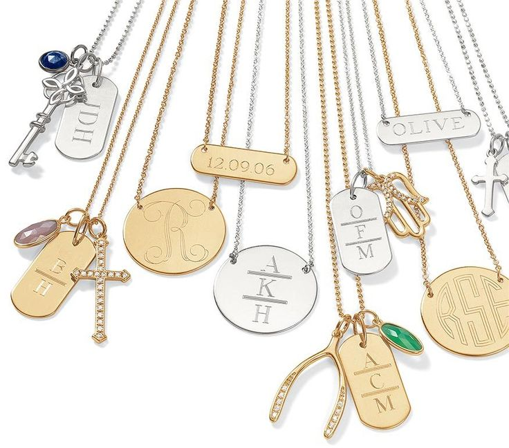 Looking for the perfect Valentine's Day gift? Check out Stella & Dot engravables. Engraving is included in the price.  So many options to choose from.