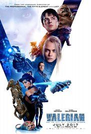 Director: Luc Besson Writers: Pierre Christin, Jean-Claude Mézières Genres: Action, Adventure, Fantasy, Sci Fi Release Date: 21 July 2017 Country: France, China, Belgium, Germany, United Arab Emirates, USA, UK, Canada Language: English Runtime: 2h 17min IMBD Ratings: 6.7/10 Actors & Actresses: Dane DeHaan, Cara Delevingne, Clive Owen, Rihanna, Ethan Hawke, Herbie Hancock, Kris Wu, Sam