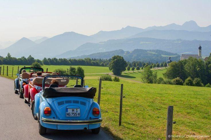 VW Käfer Cabrio 1303 | Nostalgic Oldtimerreisen