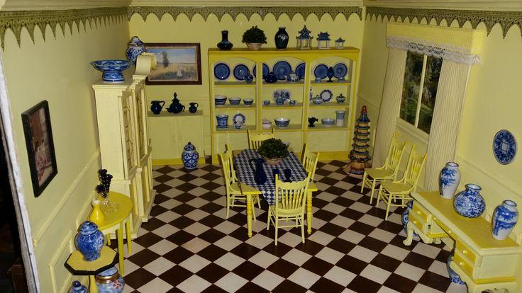 Monet style room box
