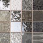 Mozaika DUNE Tiffany Black 186637 28.1x28.1