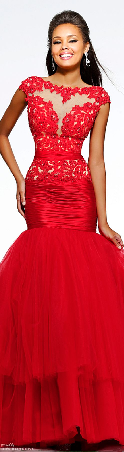 Sherri Hill 2014 Collection | @ The House of Beccaria#