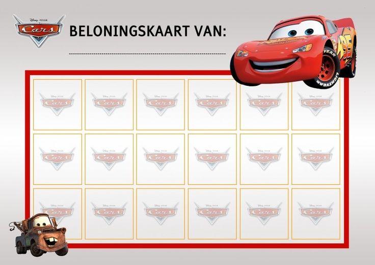 beloningenkaart cars