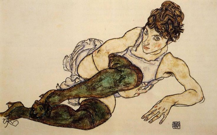 Posted on Cityloque EGON SCHIELE LONDON I cannot wait to see Egon Schiele: The Radical Nude at the  Courtauld Gallery London