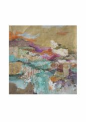Cashmere Silk Scarf - MAGICAL REALISM II CS by VIDA VIDA YOl7j5dm
