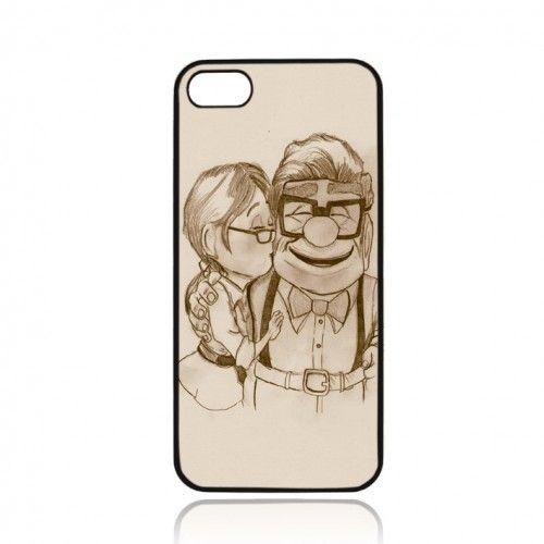 Disney Pixar Carl and Ellie iPhone 4/ 4s/ 5/ 5c/ 5s case. #accessories #case #cover #hardcase #hardcover #skin #phonecase #iphonecase #iphone4 #iphone4s #iphone4case #iphone4scase #iphone5 #iphone5case #iphone5c #iphone5ccase   #iphone5s #iphone5scase #movie #disney #dezignercase