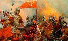 Armia polsko-litewska w bitwie pod Newlem 1562