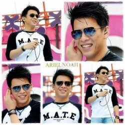 "Nazril Irham or Ariel Noah was a very charismatic figure vocalist and handsome too. The songs of his creation has always been hits in Indonesia. The lyrics are so beautiful and easy listening , that why his songs are loved by ""Sahabat Noah"" and music lovers Indonesia."