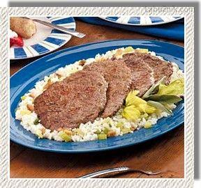 Steak Diane v pomalém hrnci