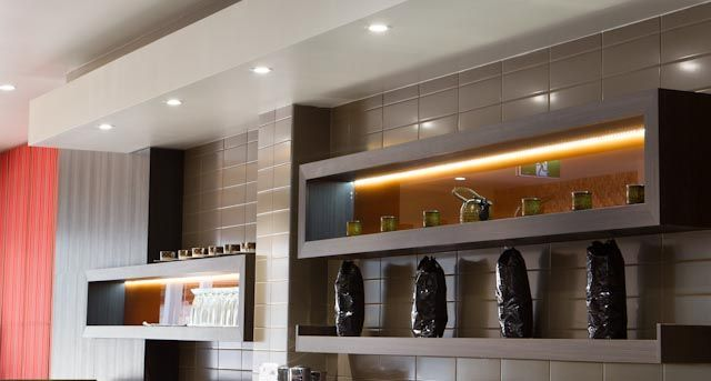 Navurban™ Hamilton - Shelf Detail - Cafe 21 - Librio Associates - Kyriacou Cabinets