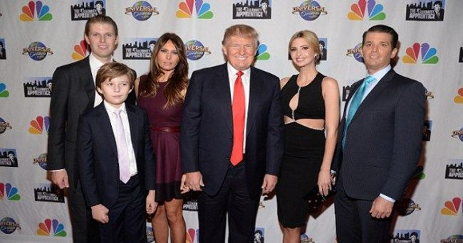 Donald Trumps Children Are An Interesting Bunch, Here Are 7 Things You Didn't Know :http://gossfeed.com/2016/11/16/donald-trumps-children/