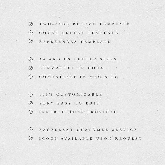 24 best Resume images on Pinterest Cv template, Resume templates - resume template for mac