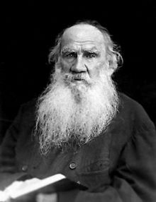 Count Lev Nikolayevich Tolstoy (1828-1910), also known as Leo Tolstoy, was a Russian writer who chose and championed vegetarianism.