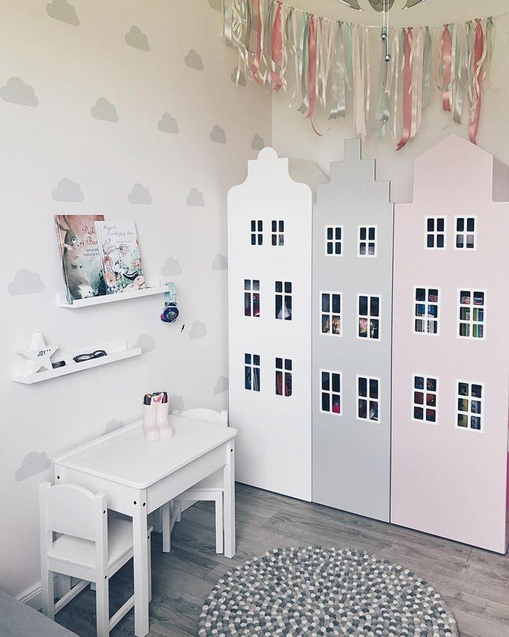 Die 288 besten Bilder zu Kid Rooms auf Pinterest Regenbogen - modern kleine wohnzimmer gestalten