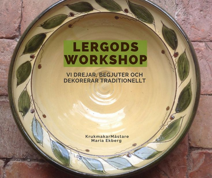 Lergods Workshop