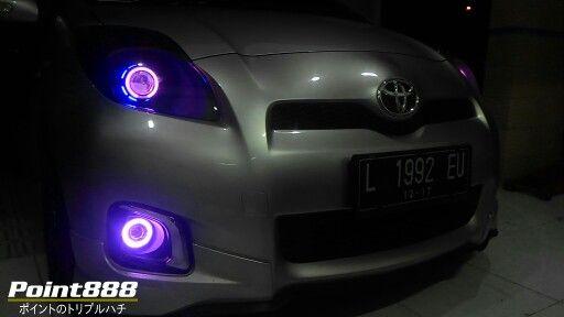 custom headlights headlamp & foglamp toyota yaris on concept..lazy eyes style..stay tune  :::::::::::::::::::::::::::::::::::: FREE 1 tshirt otomotif keren dari kami untuk setiap pengerjaan customheadlights,bodykitplastik/custom fiber,autodetailing home service,wrapingsticker full body.. (PROMO BERLAKU SELAMA BULAN JANUARI 2016) ✉ POINT888 jln.raya gunung anyar emas no.14 surabaya Text/WA: 081333334856 line: point_888 BB: 2ACF84F5 www.point888.com  follow us on instagram:  @point_888…