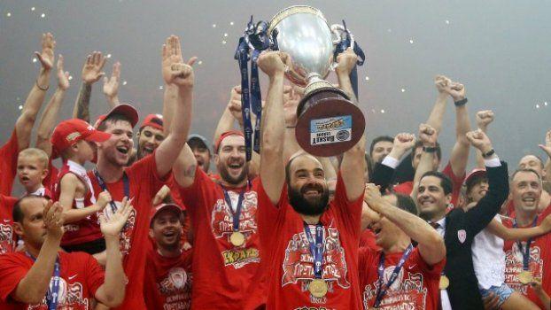 Olympiakos - Panathinaikos 3-0 11th Championship