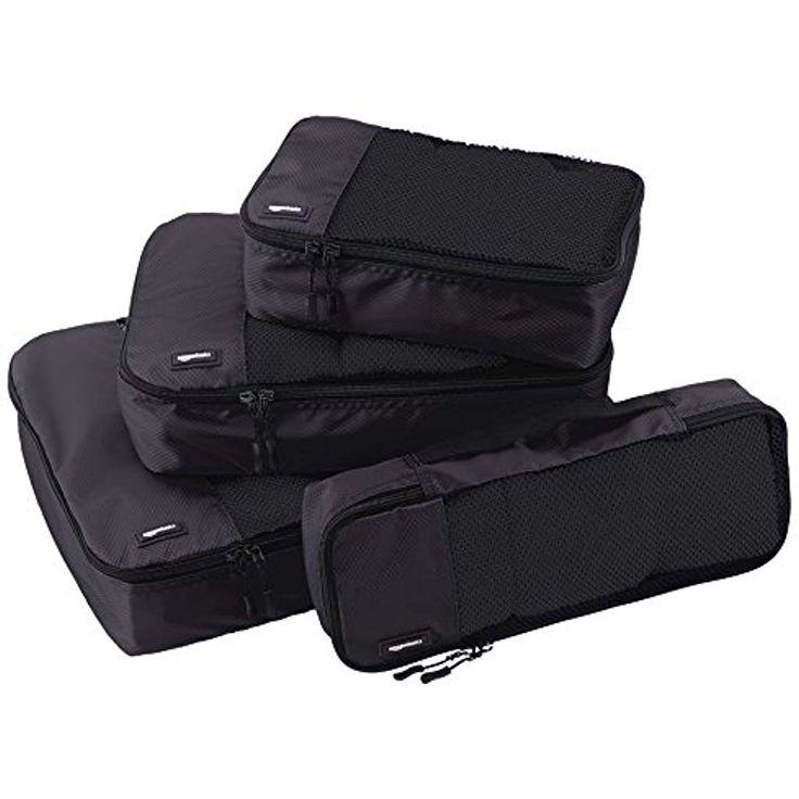 AmazonBasics Große Kleidertaschen #kofferrucksäckeundtaschen #koffertascheruck…