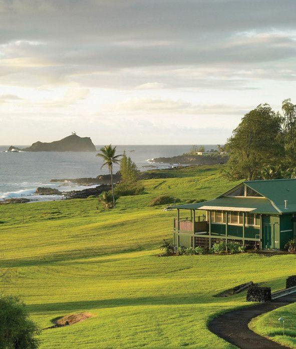 Travaasa Hana in Maui