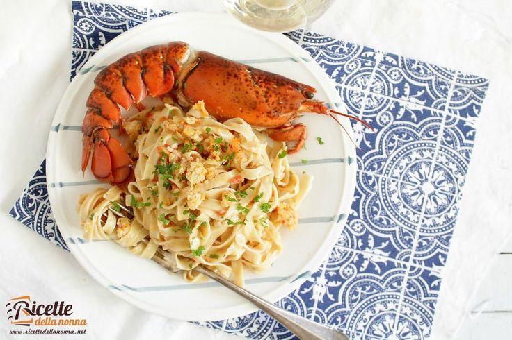 I tagliolini allastice sono diventati un primo piatto di mare classico della nostra cucina. Esistono due varietà di astice quello americano e quello europeo.