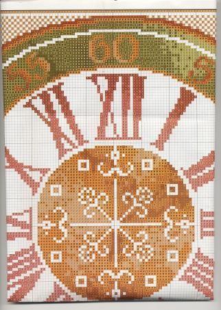 Orologio Numeri Romani 1e