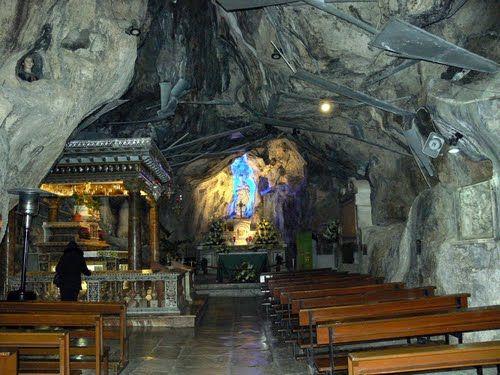 Santuario S. Rosalia - Palermo di Alessandro-Toc