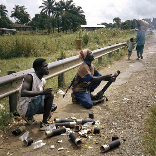 Liberia country profile