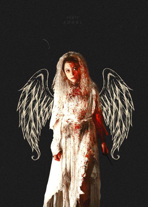 Helena // Sestra Angel // Orphan Black // Tatiana Maslany