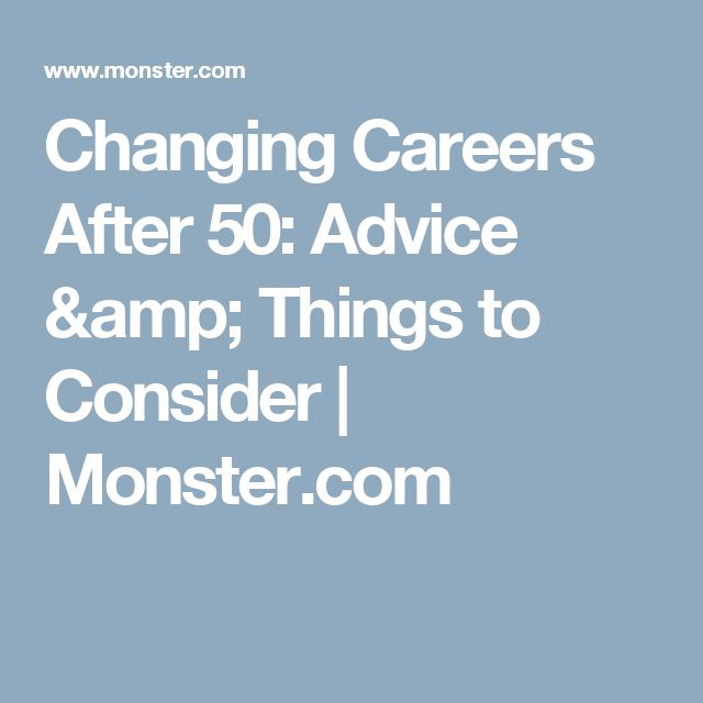 8 best 50 Plus images on Pinterest Career change, Job search and - how to write a resume when switching careers