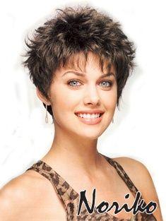 Short Hairstyles for Women Over 50 Fine Hair | short hair. | Hair styles