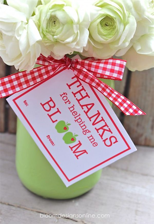 5-minute teacher appreciation gift ideas