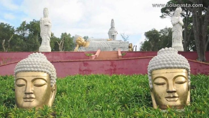 Caminhada no Buddha Eden Garden (Bombarral)