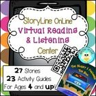 StoryLine Online is one of my favorite websites to use with my students.   I'm always amazed and impressed with the beautiful readings of the stori...