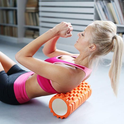 Loosen and relax your muscles after an intense workout with these quick foam roller exercises.